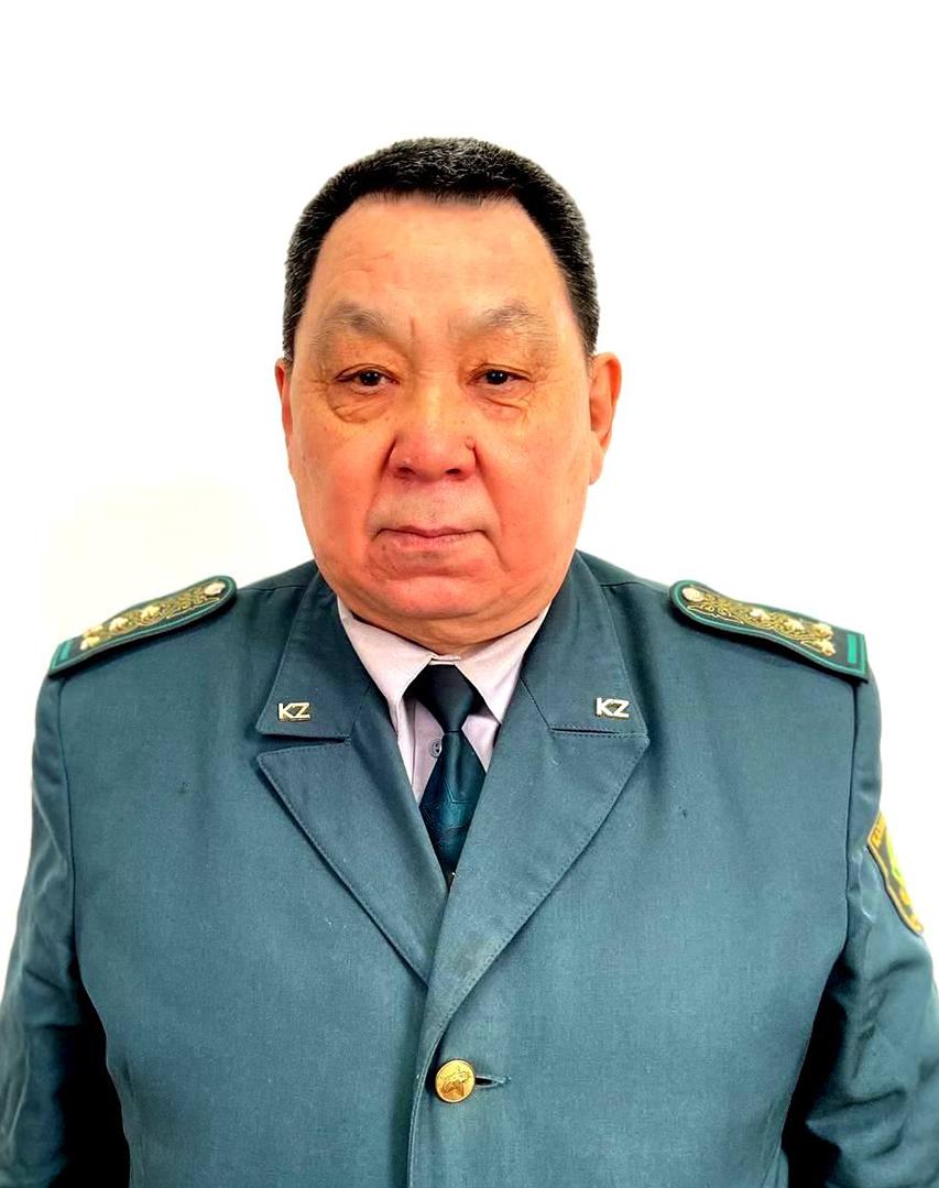 Жусипов Оразбай Темешбаевич