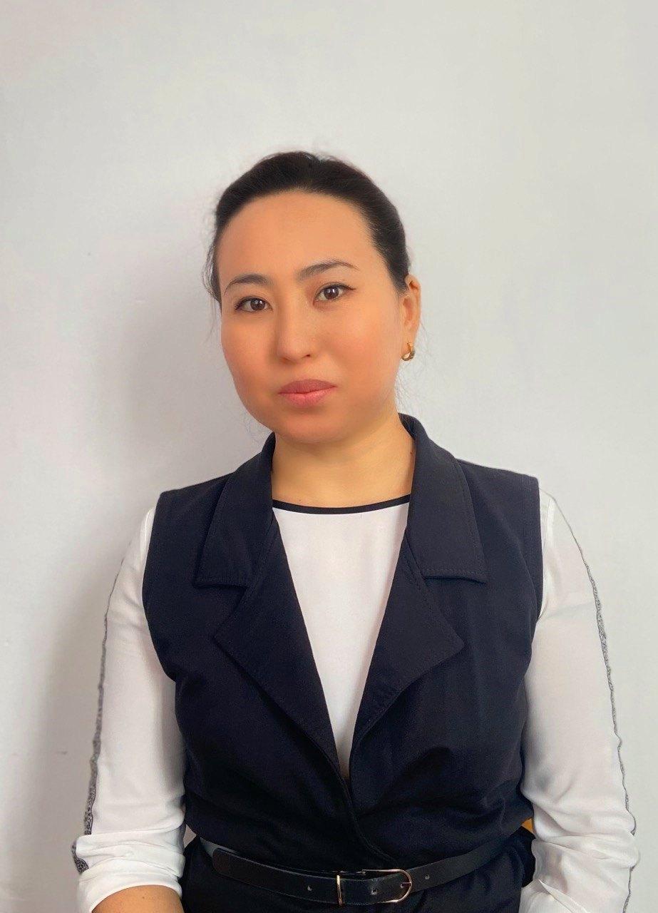 Джунусова Улбосын Жексенбаевна