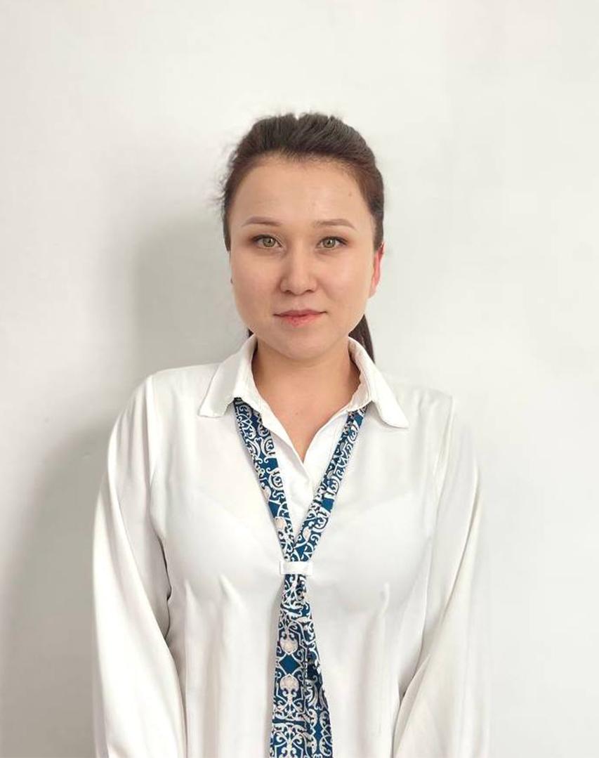 Махашева Жазира Бекқызы